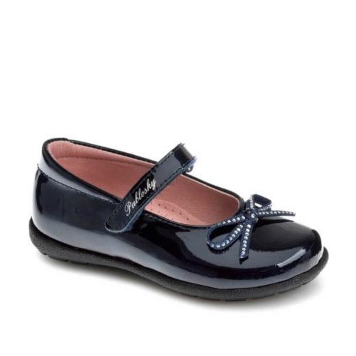 42197b1e Zapato Azul Marino PABLOSKY para Niñas, Bailarina. | CanariasKidShoes
