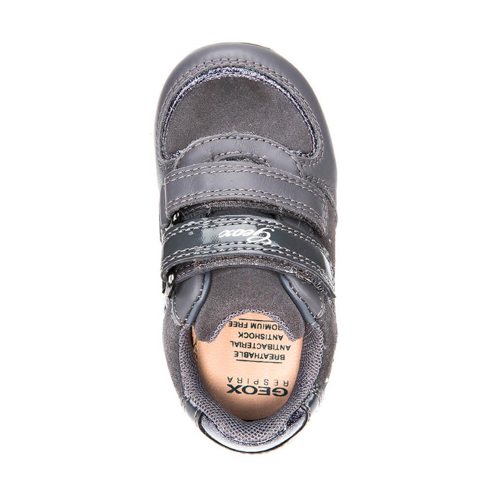 Deportivo Gris Niña GEOX   CanariasKidShoes