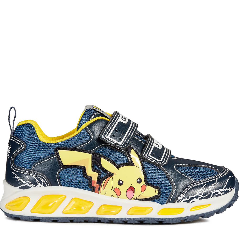 Pikachu Canariaskidshoes Niño Tenis Pokemon Geox qwUU4P