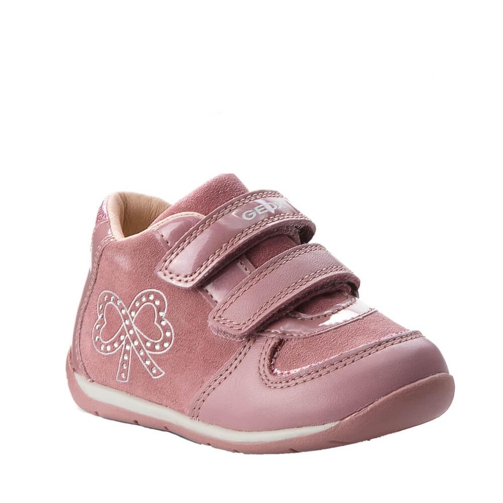 d02d3288 Bota Rosa Casual GEOX para Niñas y Bebes | CanariasKidShoes