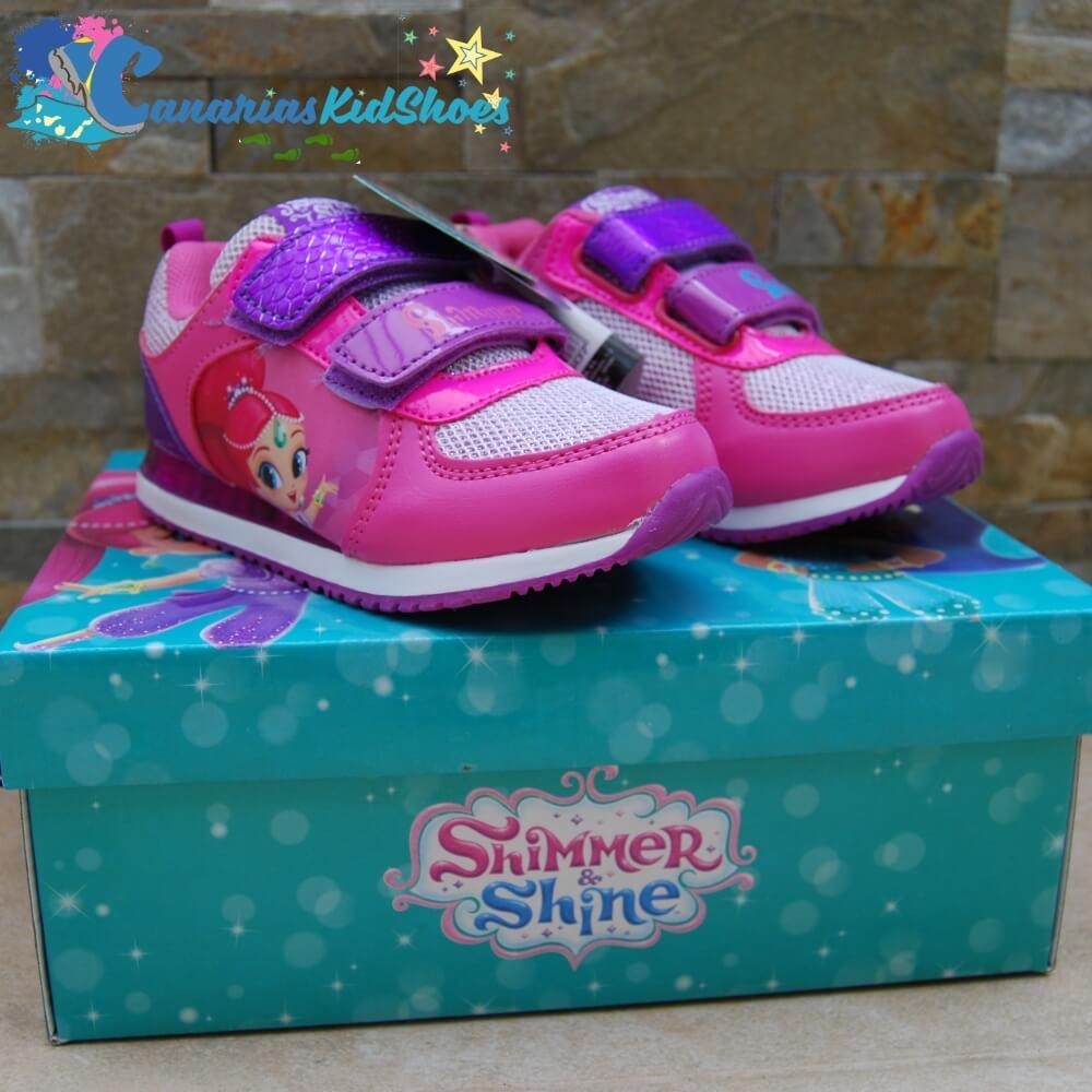 Zapatillas para Ni/ñas Cerd/á Shimmer and Shine