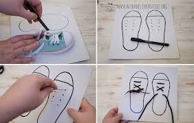 Como aprender a atarse los cordones