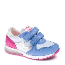 Zapatillas Tenis para Niña AZUL y ROSA PABLOSKY