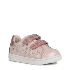 Zapatillas - Playeras Rosa para niña de la marca GEOX
