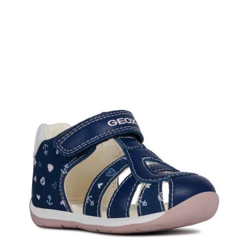 Sandalias Geox niño azul marino