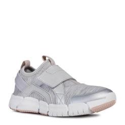 Zapatillas-Tenis para niñas y mamas Grises Geox. J FLEXYPER GIRL