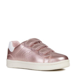 Tenis - Zapatillas Casual Junior niña GEOX de color rosa