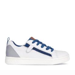 Tenis Casual de color Blanco de la marca Geox