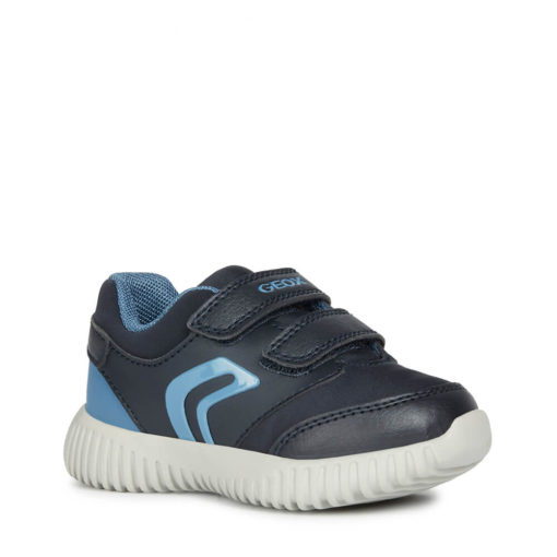Deportiva de niño GEOX transpirable Azul