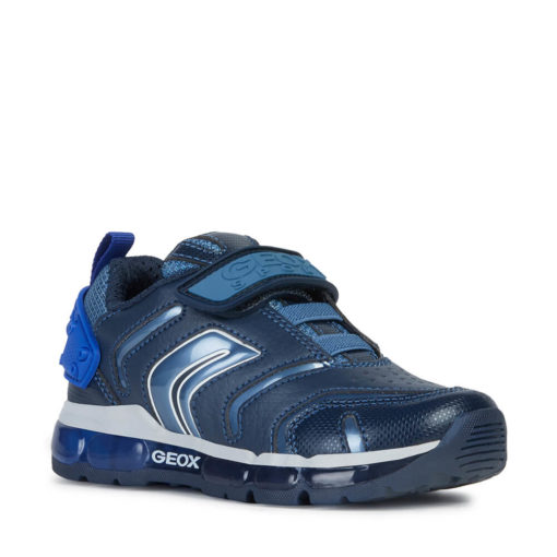 Zapatillas Azules con Luces LEDS Geox