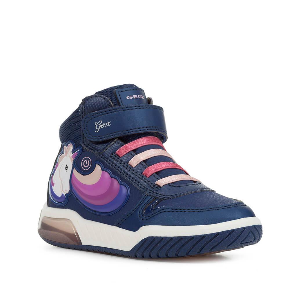 autoridad postura profundizar  🦄 Sneakers de Unicornio y Luces Leds GEOX   CanariasKidShoes