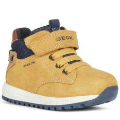 Botas Amarillas-Camel Geox para niño