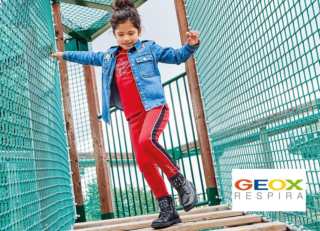 Geox para niños y niñas