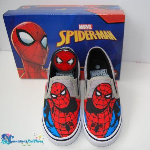 Zapatillas de TELA de Spiderman