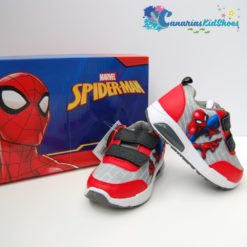Tenis de Spiderman en Rojo MARVEL