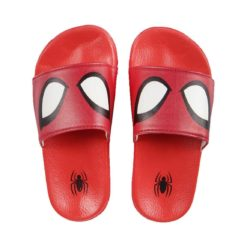 Cholas / Chanclas Piscina Spiderman