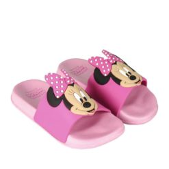 Cholas Disney de Minnie en Rosa