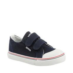 Zapatillas de tela Azul Marino para niños de Mustang