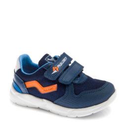 Zapatillas Pablosky Azul Marino y Naranja