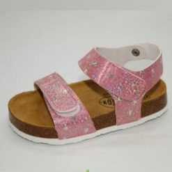Sandalia nina rosa Plakton