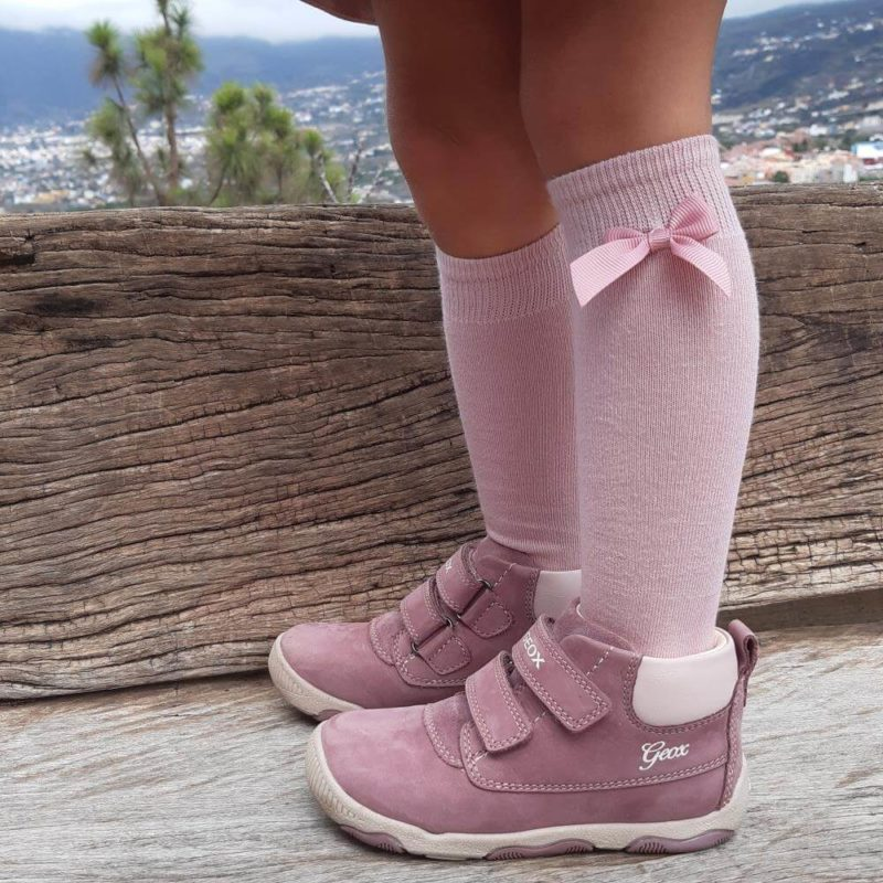 Botas GEOX rosa oscuro para Niñas