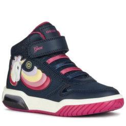 Sneakers Marino de Unicornio y Luces Leds GEOX