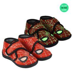 Zapatillas de casa SPIDERMAN media bota