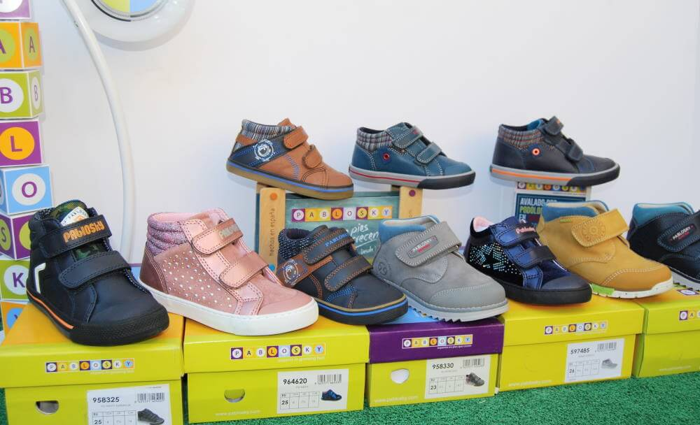 Botas y botines de niña Pablosky para este invierno 2021