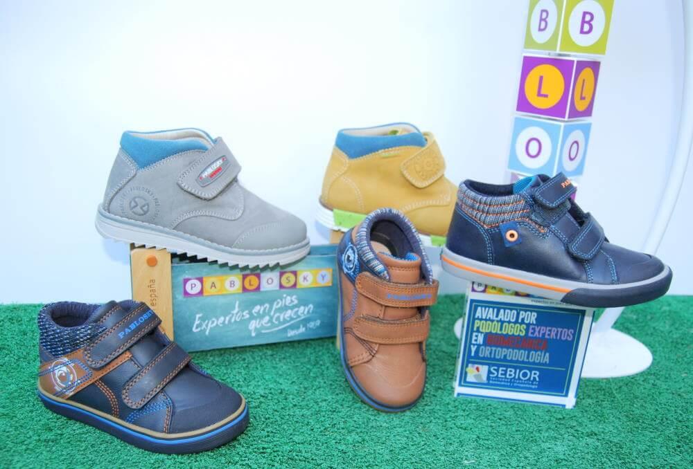 Botas y botines de niño Pablosky para este invierno 2021