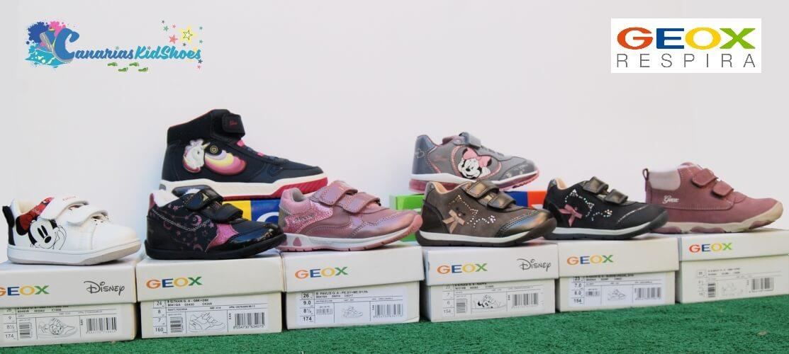 Deportivas y botas de niña Geox para este invierno 2021