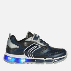 Conejo Electrónico casamentero  Sneakers Geox ANDROID con Luces LEDS Niño | CanariasKidShoes
