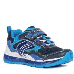 Zapatillas Azules con Luces LEDS Geox