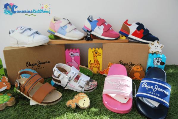 zapatos Pepe Jeans London para Niños y Niñas